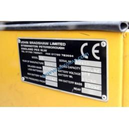 Електрически влекач Bradshaw, 5000 кг