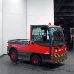 Електрически влекач Linde, 25 000 кг