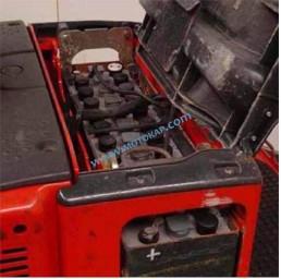 Електрически влекач Linde, 3000 кг