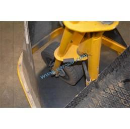 Електрически влекач Pefra, 1000 кг