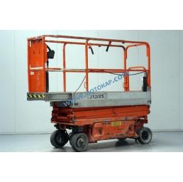 Самоходна електрическа платформена вишка JLG 5,7/7,7 м 230 кг