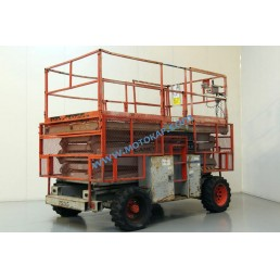 Самоходна електрическа платформена вишка SkyJack 12,5/14,5 м 771 кг