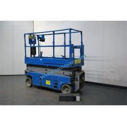 Самоходна електрическа платформена вишка Genie 6,1/8,1 м 360 кг