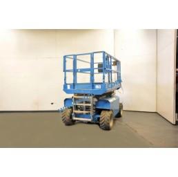Самоходна дизелова платформена вишка Genie 9.75/11.75 м 450 кг