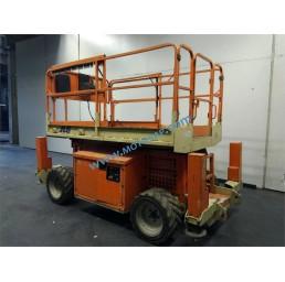 Самоходна дизелова платформена вишка JLG 7.92/9.92 м 570 кг