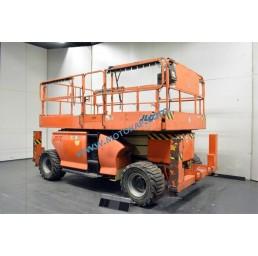 Самоходна дизелова платформена вишка JLG 10.06/12.05 м 900 кг
