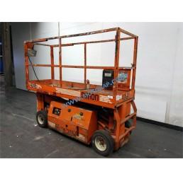 Самоходна електрическа платформена вишка Simon FALCON 5,94/7,94 м 340 кг