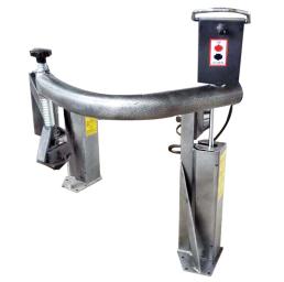 Приспособление за нископрофилни гуми, съвместимо с автоматична гумодемонтажна машина до 24'' – RUN FLAT