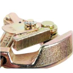 Захващащо съоръжение (грип) 2,0 т. за въже 4 – 22 мм