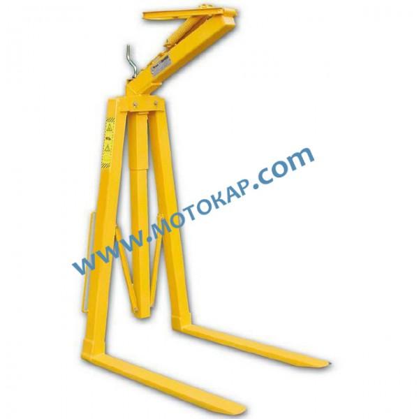 Палетни вилици за кран (кранови вилици) самобалансиращи 2000 кг, FR-C
