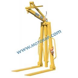 Палетни вилици за кран (на шарнир) самобалансиращи 1500 кг, FR-CC