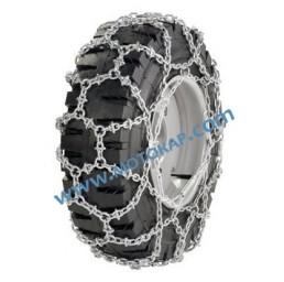 Вериги за сняг за мотокар за гуми 5,00-8, комплект