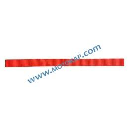 Полиестерна лента за укрепване, оранжева, 1200 кг 25 мм