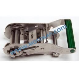 Тресчотка LC 1500 daN, 3,0 тона от неръждаема стомана за укрепващ колан 50 мм