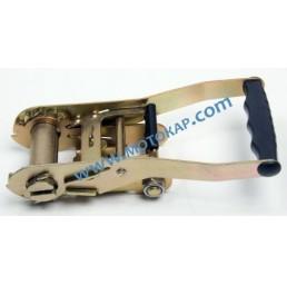 Тресчотка LC 2500 daN, 5,0 тона за укрепващ колан 50 мм