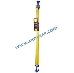 Колан укрепващ с тресчотка за ремаркета 20,0 тона, 2,5 метра, 75 мм