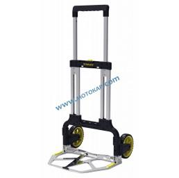 Ръчна количка Stanley 125 кг алуминиева сгъваема