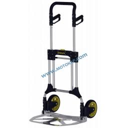Ръчна количка Stanley 200 кг алуминиева сгъваема