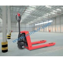 Електрическа транспалетна количка 1,5 тона 24V/20Ah