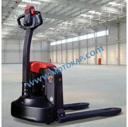 Електрическа транспалетна количка 1,5 тона 24V/30Ah