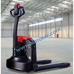 Електрическа транспалетна количка 1,8 тона 48V/20Ah