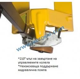 Транспалетна количка 3,5 тона финландска, 83÷200 мм