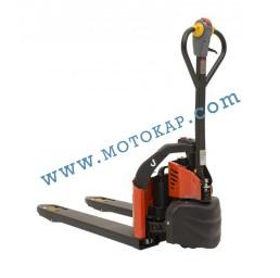 Електрическа транспалетна количка 1,2 тона 24V/20Ah