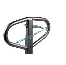 Транспалетна количка 100% неръждавейка с широки вилици 1130 х 685 мм