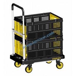Платформена количка 135 кг сгъваема