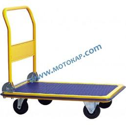 Платформена количка 150 кг 470х730 мм сгъваема