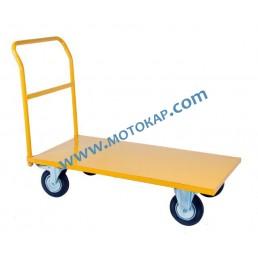 Платформена количка 500 кг 600х1200 мм