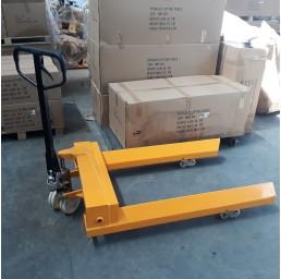 Транспалетна количка за рула 2000 кг, 1000 мм