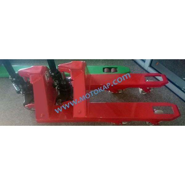 Транспалетна количка с къси вилици 2,5 тона / 770 мм