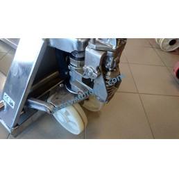 Транспалетна количка неръждавейка/инокс 2,0 тона