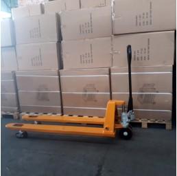 Транспалетна количка с дълги вилици 2,0 тона / 1300 мм