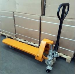 Транспалетна количка с 1 вилица, 1,0 тон / 800 мм