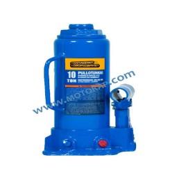 Хидравличен бутилков крик 10,0 тона, 124 – 220 мм (нископрофилен)