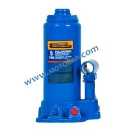 Хидравличен бутилков крик 5,0 тона, 207 – 402 мм (332 + 70 мм)