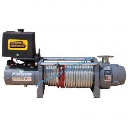 Лебедка електрическа автомобилна 12V, 2,7 т. (6000 lb), 24 м, 2,4 kW, тип DV ПО ЗАПИТВАНЕ