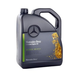 Моторно масло 229.51 Mercedes-Benz 5W30 5л.