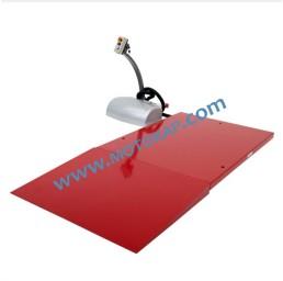 Електрическа ножична платформа E0005 1000 кг, 82-760 мм, 1450х1140 мм