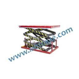 Електрическа ножична платформа E0030 1000 кг, 470-3000 мм, 1000х1700 мм