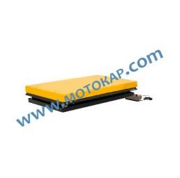 Електрическа ножична платформа 2000 кг, 190-1010 мм, 1300х800 мм ПО ЗАПИТВАНЕ