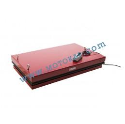 Електрическа ножична платформа 3000 кг, 220-1020 мм, 1300х800 мм