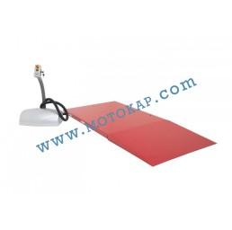 Електрическа ножична платформа 1000 кг, 82-760 мм, 1450х1140 мм