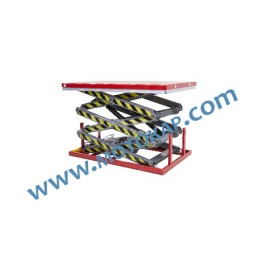 Електрическа ножична платформа 1000 кг, 470-3000 мм, 1000х1700 мм