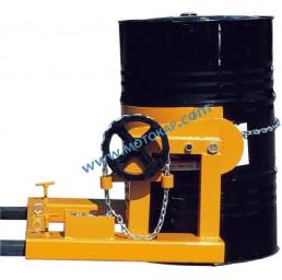Мотокарно приспособление за пренасяне на варели, 365 кг