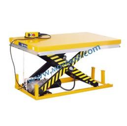 Електрическа ножична платформа статична, 2000 кг/1050 мм, 1600х1000 мм