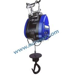 Електрическа въжена лебедка 300 кг, 60 метра, 220V 50Hz, кабел за у-е, тип BL-SH