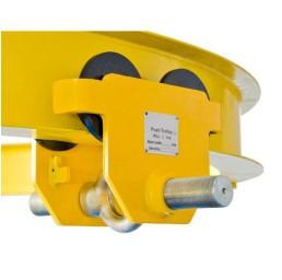 Ръчна гредова количка 5000 кг, 160 – 305 мм, тип PT-HL